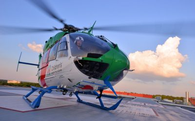 Outerlink receives new STC for EC145e