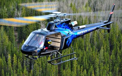 Phoenix Heli-Flight upgrades to IRIS voice, video and flight data monitoring system